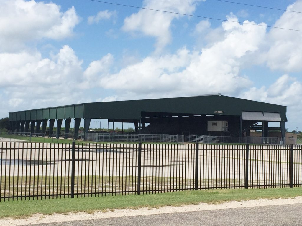 Beeville Special Events Center Arena